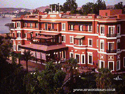 Sofitel old Cataract Pictures Gallery In Aswan, Egypt