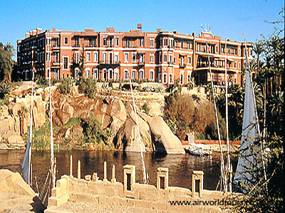 Sofitel old Cataract In Aswan, Egypt