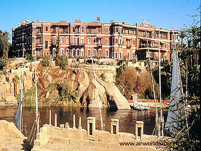 Sofitel old Cataract In Aswan, Egypt