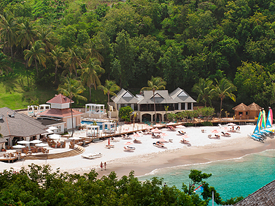 The BodyHoliday at LeSPORT In St. Lucia, St. Lucia