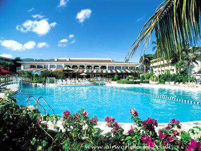 Holiday Inn Sunspree Resort In Montego Bay, Jamaica
